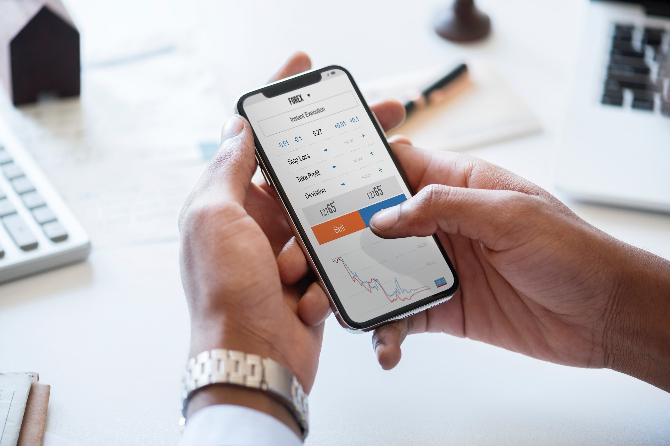 best free mobile apps for investment