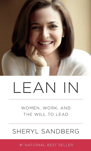 Book Review on Lean in by Sheryl Sandberg