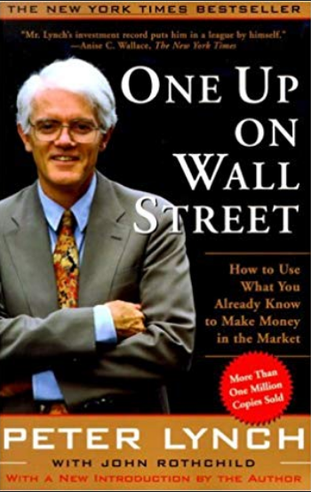 One Up Wall Street by Peter Lynch