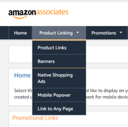 How to Sign up for Amazon Affiliate Program