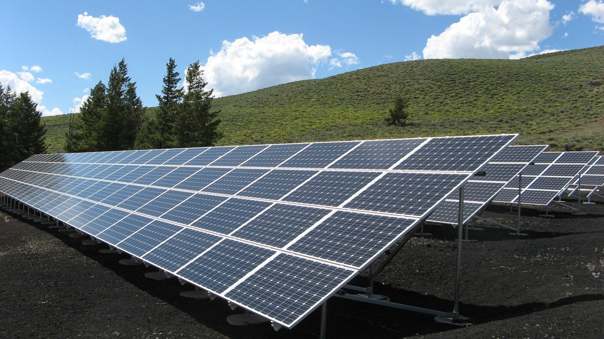 solar panels, alternative energy